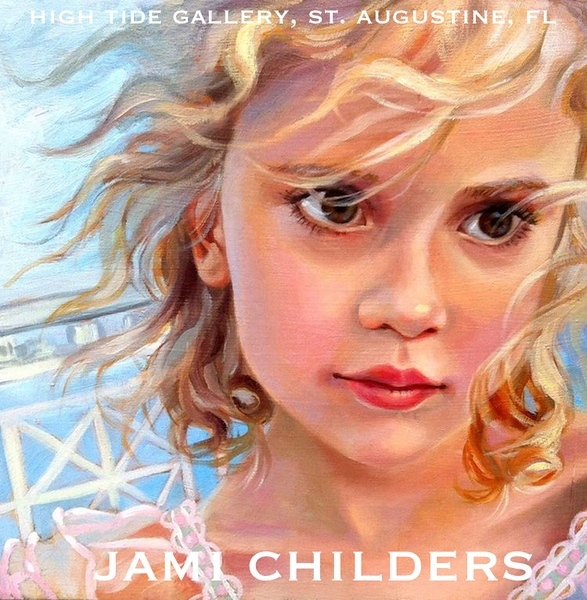 JAMI CHILDERS ~ PORTRAITURE ARTIST