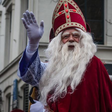 Sinterklaas intocht 2009