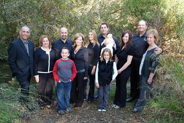 Missy's family