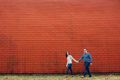 Kimberly and Cory 1 Year