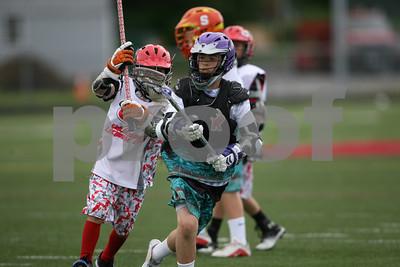 6/29/2013 - 5th/6th Grade - Rhino Lacrosse vs. Guilderland Lacrosse - Carthage High School, Carthage, NY