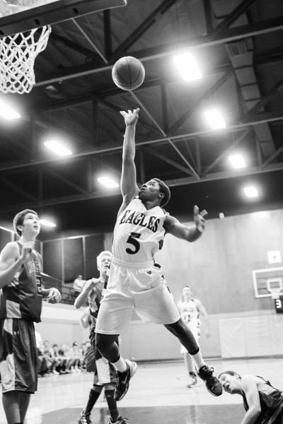 RCS Varsity Boys' Basketball - Dec 6, 2013