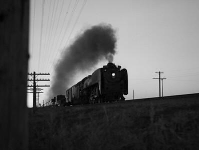 UP—Steam Locomotives/Trains