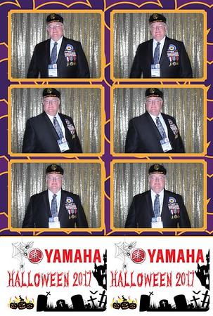 Yamaha Halloween Event 2017