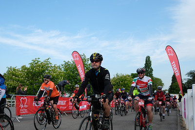 BHF Cotswold Ride 2018 start/finish