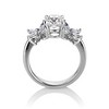 1.47ctw August Vintage Diamond Fancy Ring 4