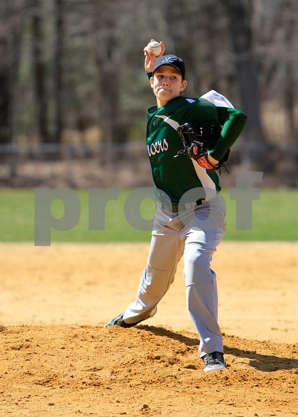 Livingston @ Lenape Valley Regional Freshman Baseball