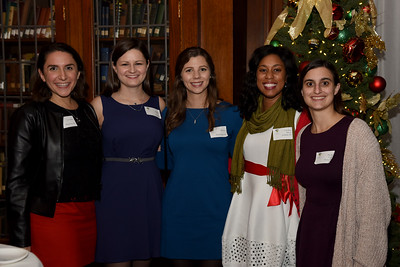 2018 Alumnae Christmas Party