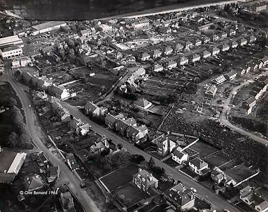 1967 Lydney From The Air