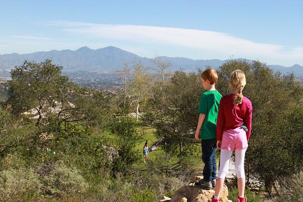Children and Laguna Wilderness