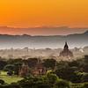 Bagan, Sunset