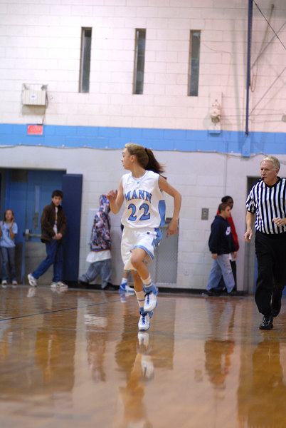 JL Mann 2006-2007 Basketball