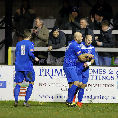 CHIPPENHAM TOWN V CAMBRIDGE CITY MATCH PICTURES 19th Nov 2016