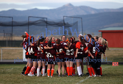 Teton Powder Puff