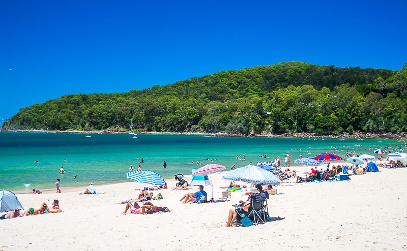 Noosa's beaches are a top place to visit