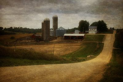Barns Farms and Fields