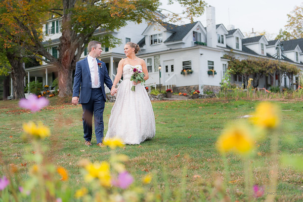 The Preserve at Chocorua New Hampshire Wedding: Wendy & Steven