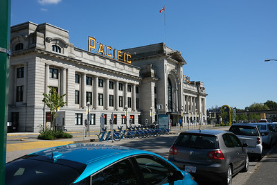 Vancouver Pacific Central Station