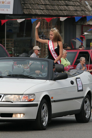 Litchfield Sweet Corn Days Parade 2006