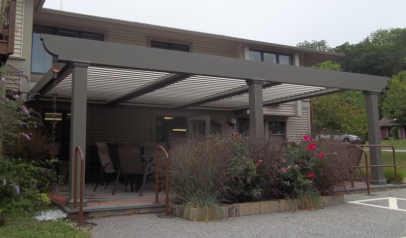 743 - Storrs CT - Apollo Shade System