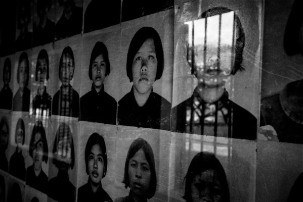 Victims of Tuol Sleng