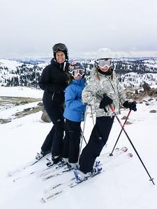 2012 Tahoe skiing