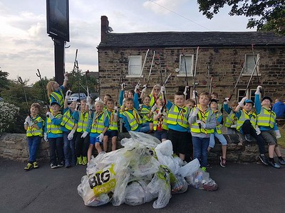 Beavers - Litter Picking