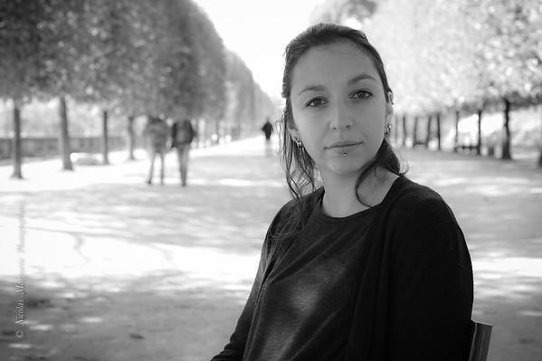 Laura Lilou, Balade Automnale à Paris