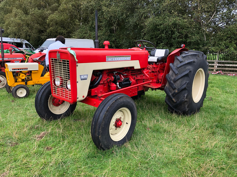McCormick International 436 Diesel Tractor