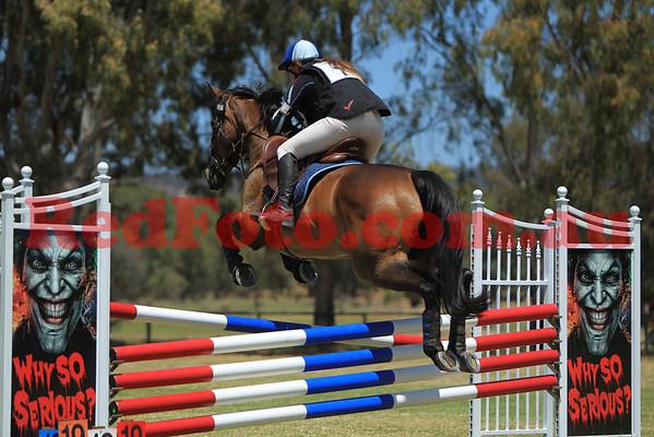 2014 11 09 Swan Valley Hunter Trials Round 2 95cm