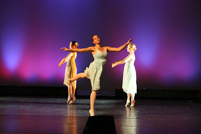 2010-01-07 Dance Concert Rehearsal
