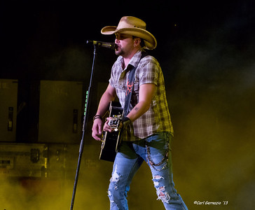 Jason Aldean - September 14, 2013