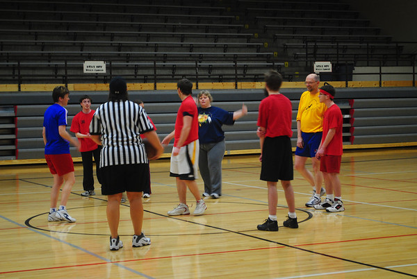Area Directors' B-Ball Game 2011
