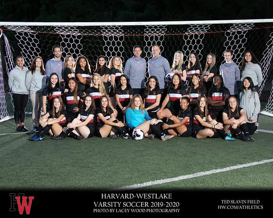 HW Varsity Girls Soccer 2019