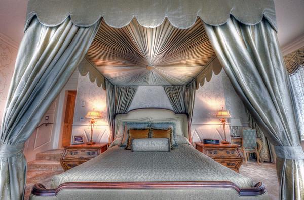 Inside the Disneyland Hotel Fairy Tale Suite at Disneyland Resort