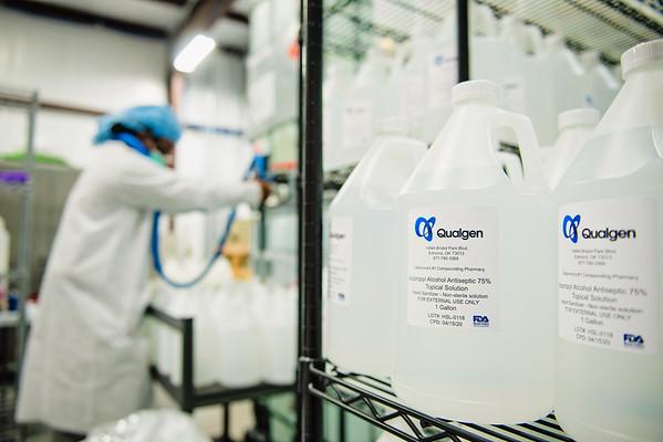 EO Qualgen Sanitizer