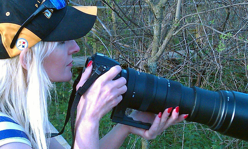 Behind the lens and with nature -- my own story