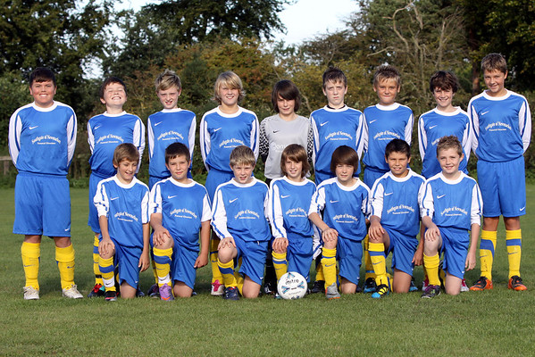 Newmarket u12s Team