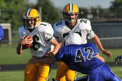 Saydel Freshman Football - Bondurant 2009