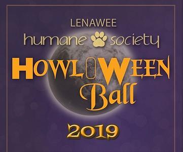 Howl-O-Ween Ball 2019