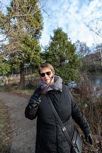 Bryndis Botanisk Have 3. januar 2019