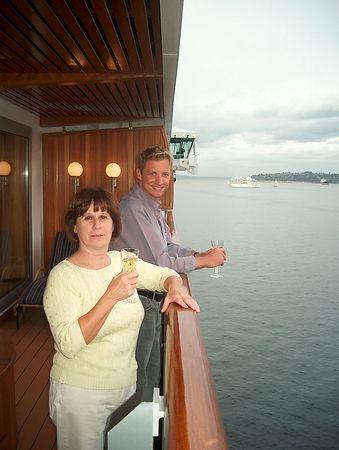 Oosterdam Alaska 2004 911 Cruise