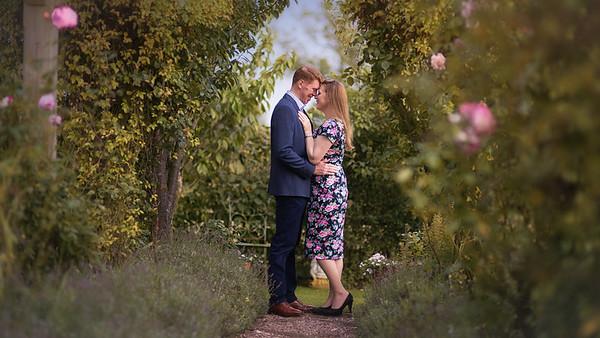 Georgina & Ian's Pre Wedding Shoot