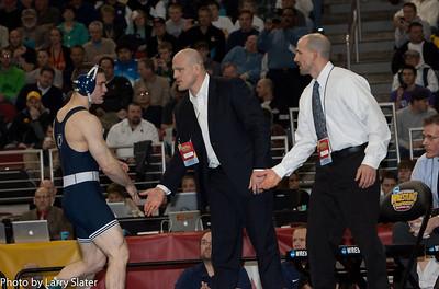 174 Champion Chris Perry (Okla State) def. Matt Brown (Penn State) 2013 NCAA Wrestling Championships