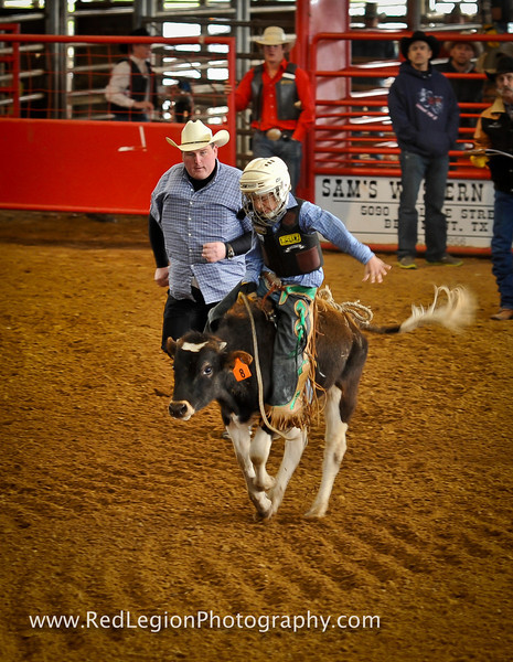 Youth Rodeo 2/12/2012