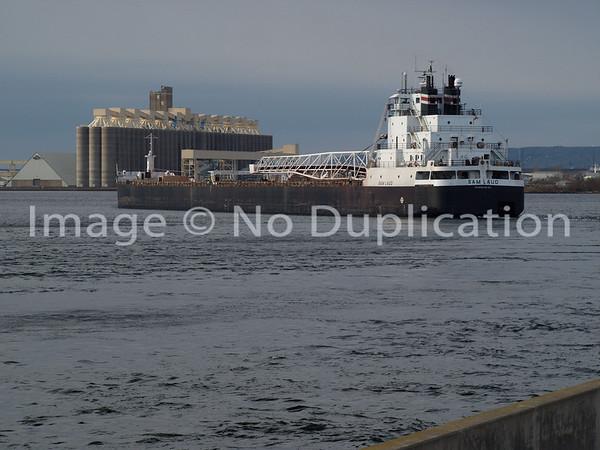 LAUD, SAM:  American Steamship Co.