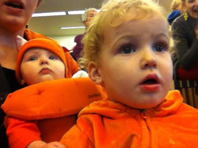 Theo and Vivian November 2012