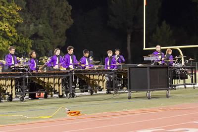 AVHS Band at Gilroy 10-11-2014