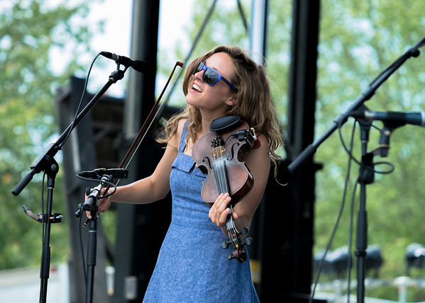 Mandolin Orange - Nelsonville Music Festival 2015