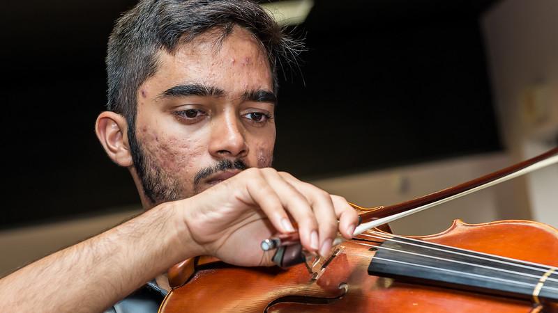 Nishant's Viola Recital 2018